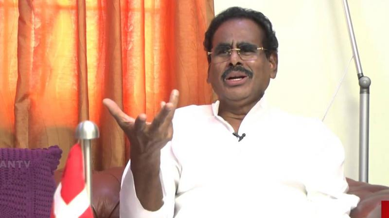 Natarajan underwent a kidney transplant in 2017. (Photo: File)
