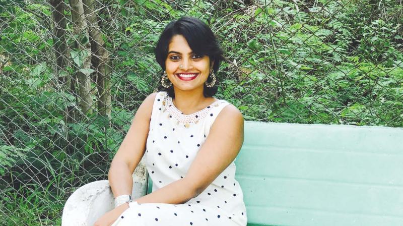 Universe at Mrs India Shreya Krishnan's feet