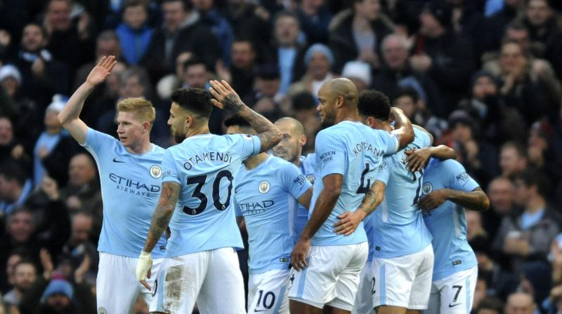 Manchester City hit with financial fair play probe