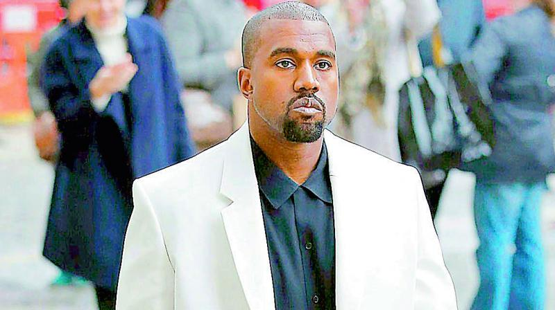 Kanye West Forgives Mom's Surgeon in Strange Album Cover Photo