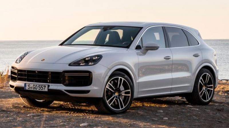 Porsche has launched the 2018 Cayenne in India.