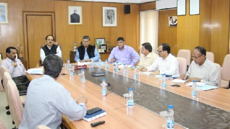 A Glimpse of Performance Review of NSIC