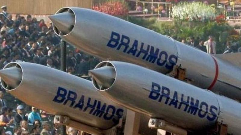 Pune lab develops indigenous booster for BrahMos missile