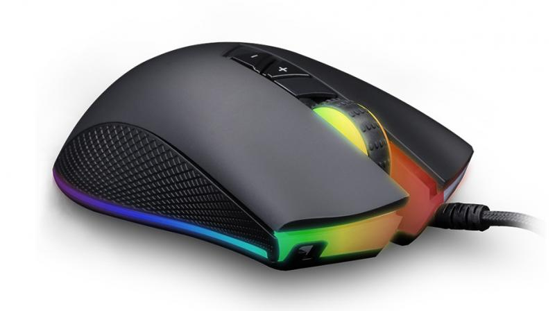 The Phobos gaming mouse is priced at Rs 1,999.