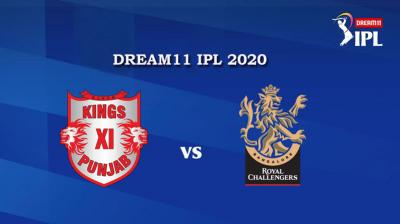 KXIP VS RCB Match 6, DREAM11 IPL 2020, T-20 Match