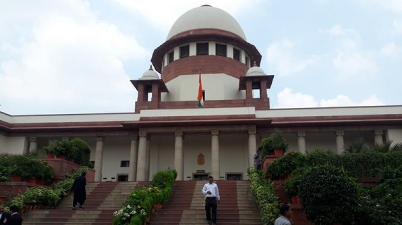 The apex court had earlier declined an urgent hearing to his plea on June 17. (Photo: ANI)