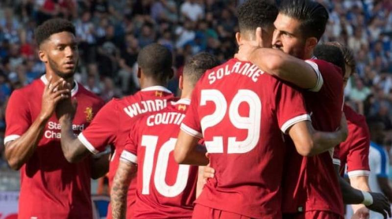 Klopp's team will be facing Watford in their opening match of this year's campaign.