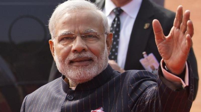 The official sessions will begin on Tuesday when PM Modi will deliver the 'opening plenary', during which he is expected to pitch India as an open economy that is ready for investments from across the world and also as a major engine to drive the global economic growth. (Photo: PTI/File)