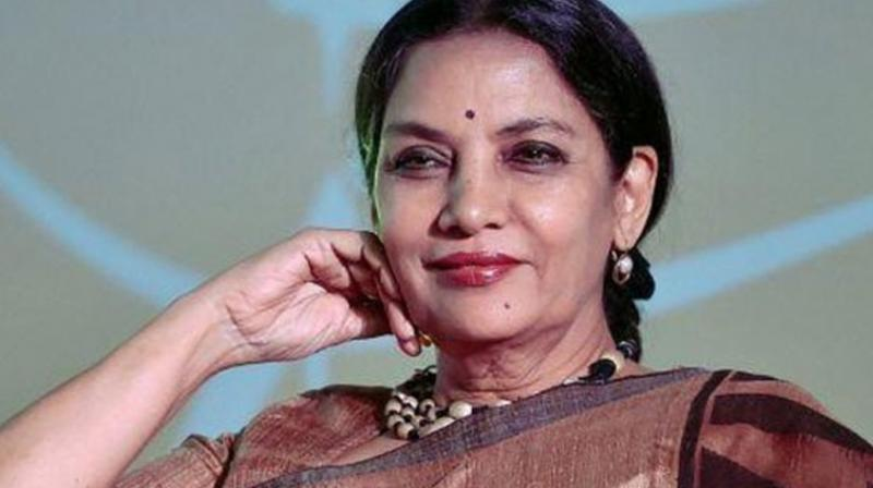 Shabana Azmi, 68, said her father Kaifi Azmi taught her to never treat her opponents like enemies. (Photo: File)