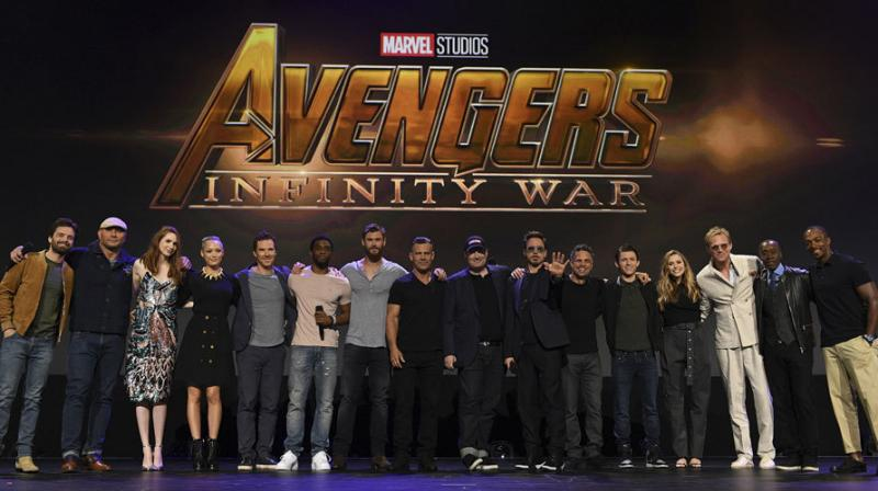 Avengers:Infinity has already set a record of the most viewed trailer in 24 hours.