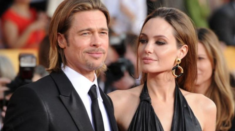 Brad Pitt And Angelina Jolie Will Spend Christmas With Their Kids Together