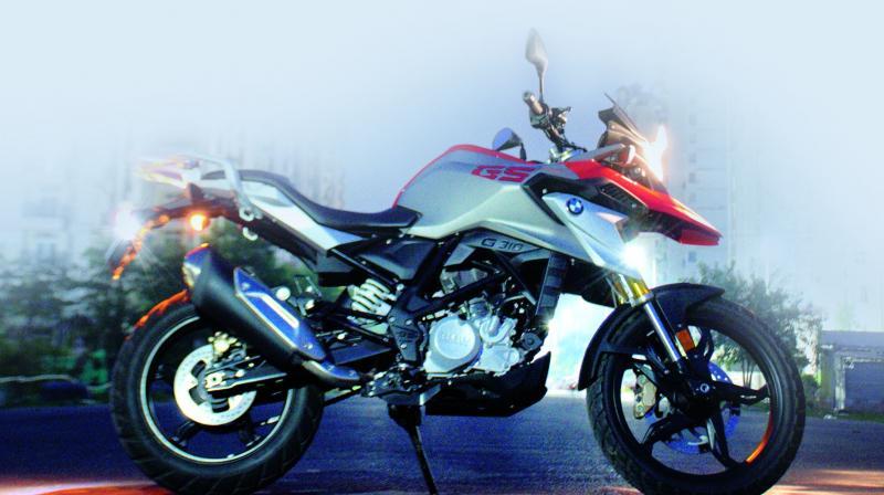 The introvert's motorbike affair