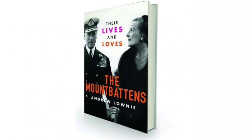 The Mountbattens by Andrew Lownie HarperCollins, Rs 699