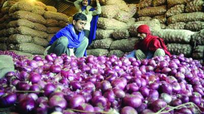 Onion prices have been ruling high for the past few weeks even as various measures have been initiated to increase supply of the key kitchen staple.