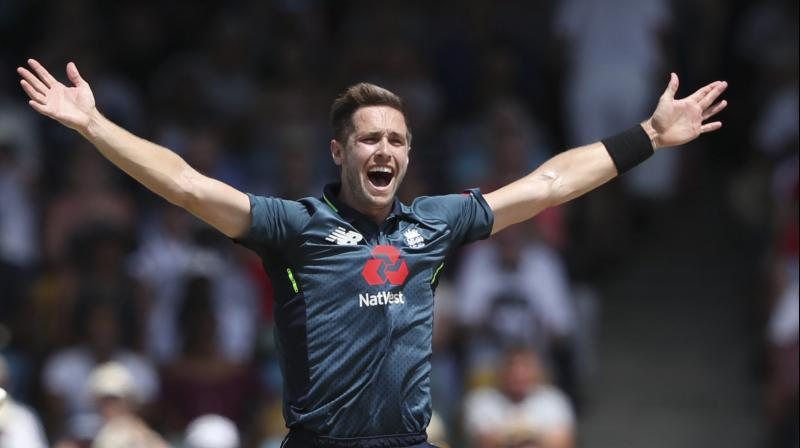 Woakes was adjudged Player of the Match in the fifth and final match against Pakistan for his five-wicket haul. (Photo: AP/PTI)