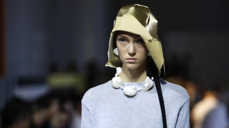 Sustainability is coming into even sharper focus at Milan Fashion Week. (Photo: AP)