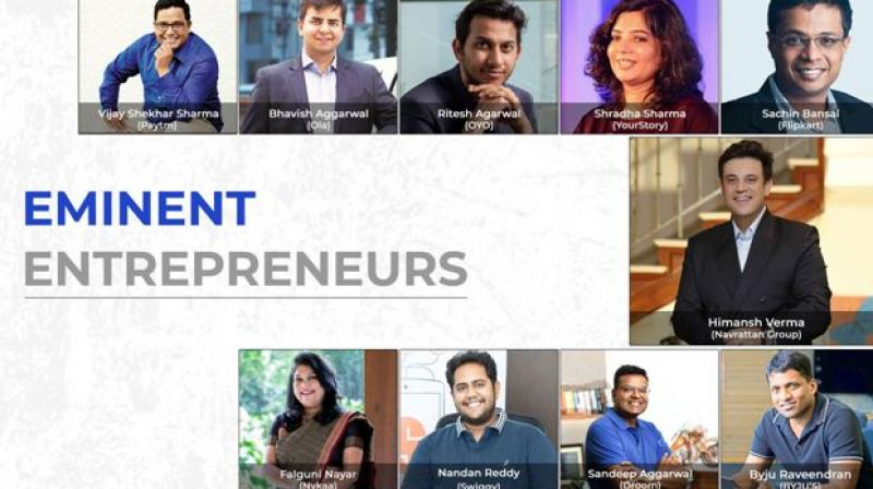 Indian Techno-entrepreneurs