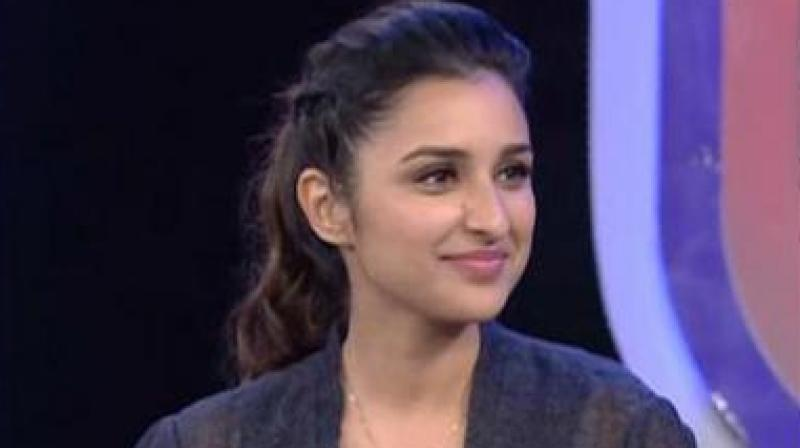 Parineeti Chopra.
