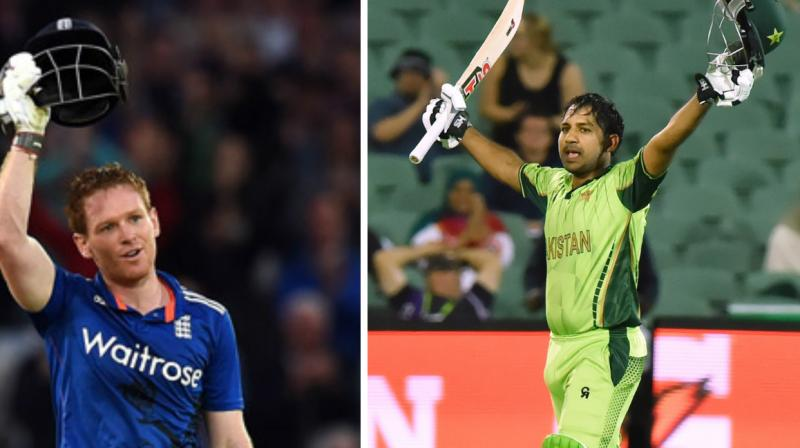 England have won 12 of their last 14 meetings with Pakistan in ODIs (L2); they did lose their most recent encounter however (4th September 2016), that game taking place at this very venue in Cardiff.(Photo: AFP)