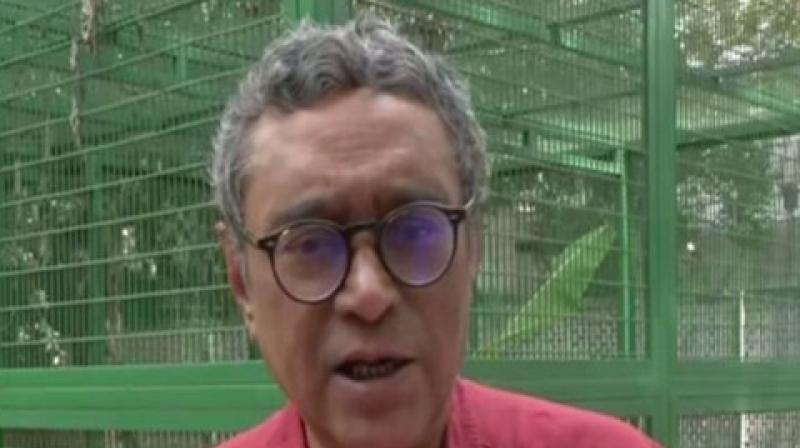 """The MP said Birbhum district had been gripped by political violence in recent weeks and """"there are serious charges of police high-handedness. (Photo: ANI)"""