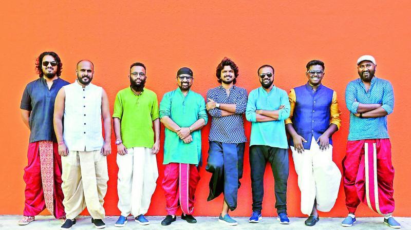 The band, Masala Coffee