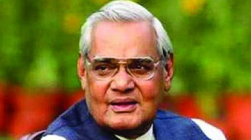 """Former Prime Minister Vajpayee had famously written in the visitors' book at the Minar-e-Pakistan: """"A strong and stable Pakistan is in India's best interest"""", along with wishing it the best."""