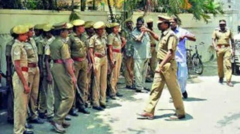 The inspector served notices to all the five constables and demanded a written explanation. (Representional Image)