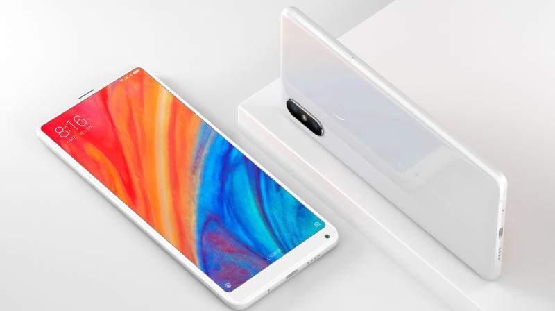 The Mi MIX 2S is claimed by Xiaomi to be a hardcore iPhone X rival.