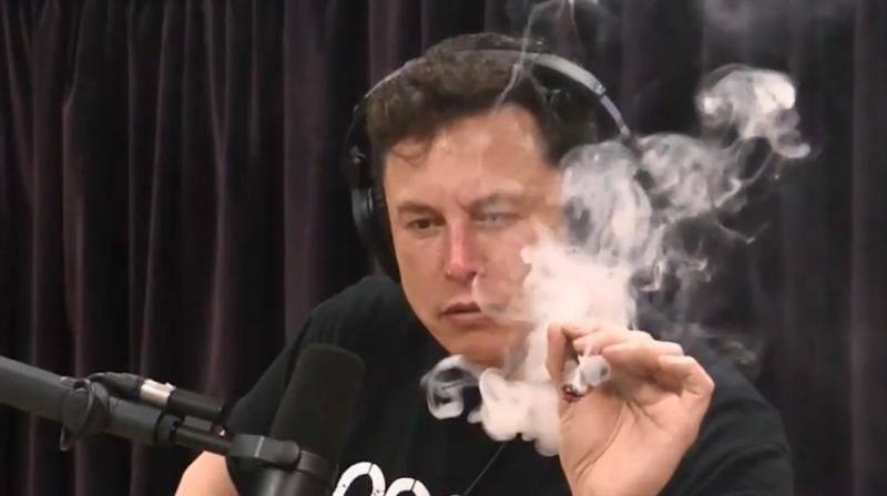The company had paid 20 researchers to get high and then tested their product to get successful results. (Photo: Joe Rogan Experience podcast/Representational Image)