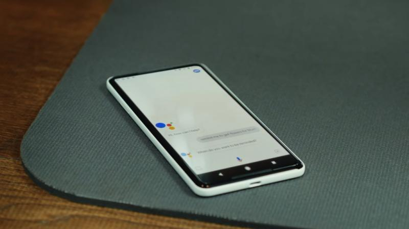 It's highly possible that the Pixel 3 XL could feature a fullscreen display with a non-existent chin and a slim forehead.