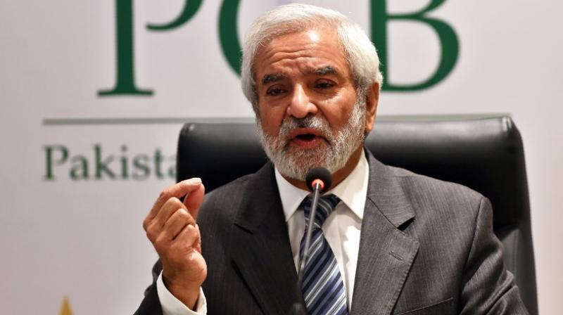 After Sri Lanka Cricket (SLC) decided to seek the assistance of their government to conduct a reassessment of the security situation in Pakistan ahead of the team's tour, Pakistan Cricket Board (PCB) reiterated its 'commitment to provide complete safety and security to the Lankan side'. (Photo:AFP)