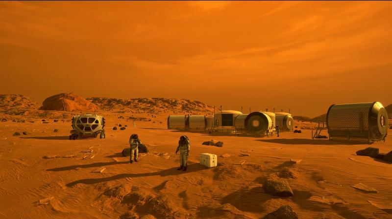 After nine satellites and a man in space, UAE prepares to send 'Hope' to Mars