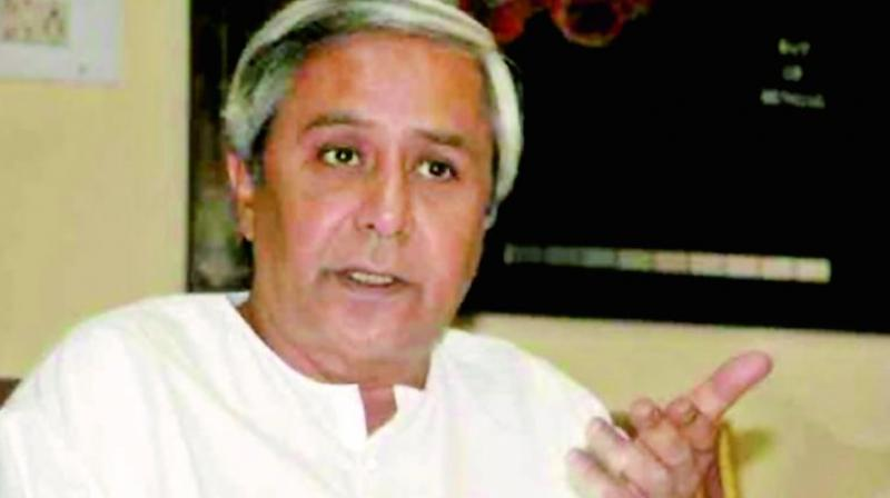BJD chief and Odisha's incumbent Chief Minister Naveen Patnaik (Photo: File)