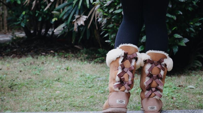 fb269959b8c Woman denied entry to airport lounge for wearing Ugg boots