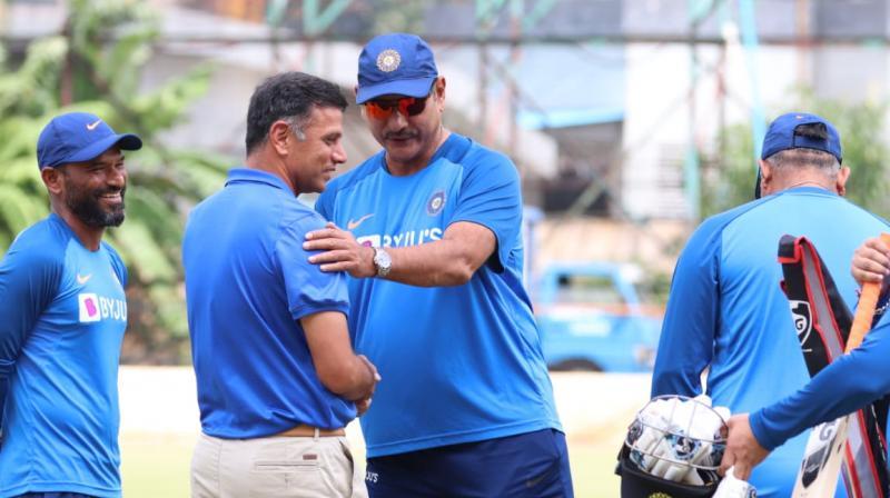 Cricket Board Trolled For Calling Both Rahul Dravid And Ravi Shastri 'Greats'