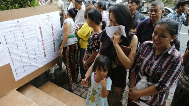 More than 10,000 people have volunteered to crowd-source election results posted at polling stations in a real-time bid to thwart attempts at fraud. (Photo: AP)