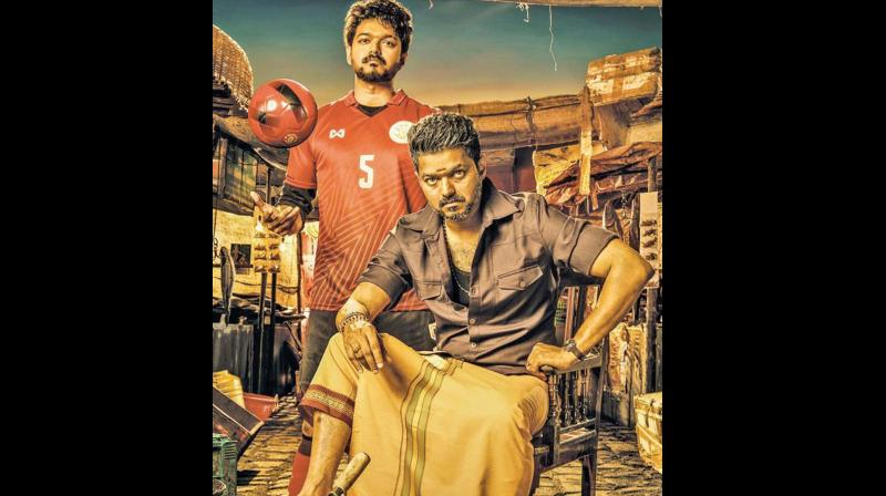 In recent years, films starring actor Vijay in the lead role has been consistently running into controversies with the ruling AIADMK, whether it was with Mersal or Sarkar.