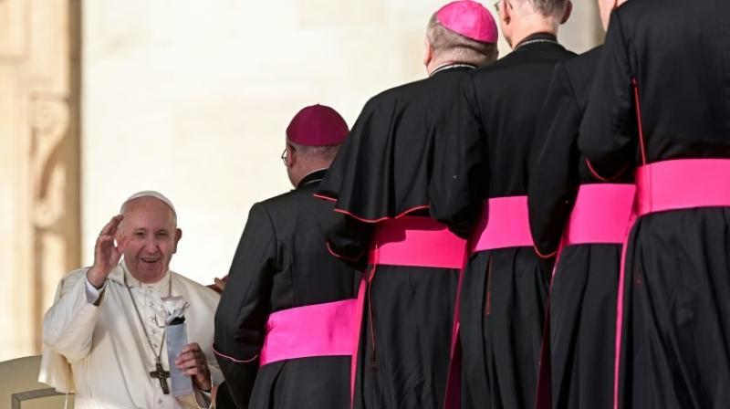 There are some in the Church who would even like them to be allowed to become deacons, a function currently reserved for lay men. (Photo: AFP)