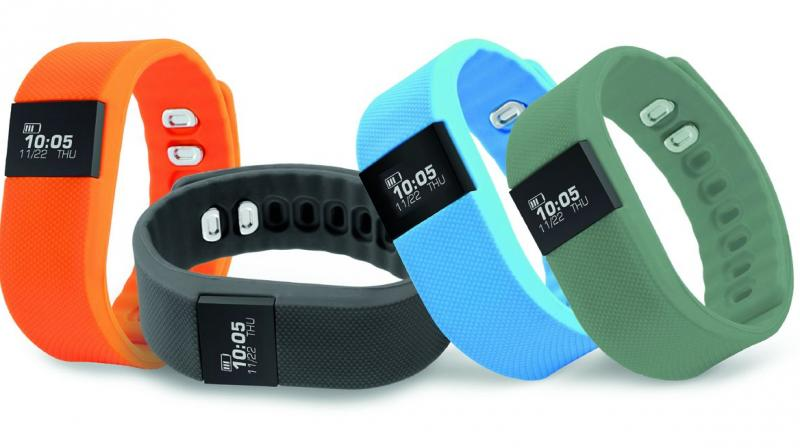 You can operate remotely your phone camera from your wrist and it is priced at Rs 1,414