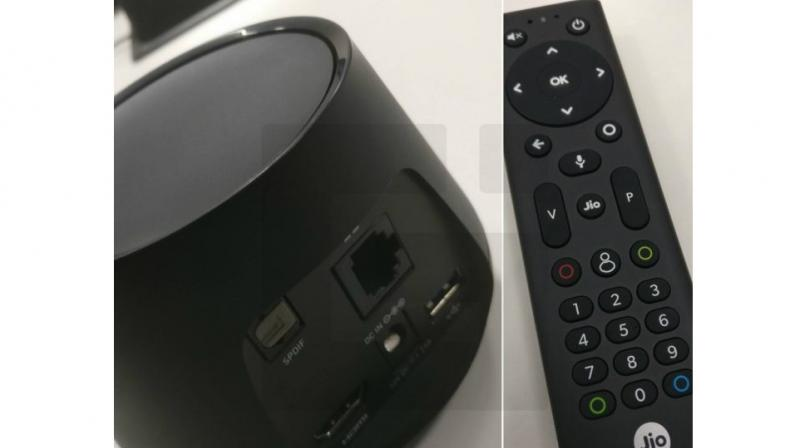 The set-top box houses an S/PDIF (Sony/Philips Digital Interface Format) port, an ethernet port, an HDMI port, and also a USB port. (Image: GizmoTimes)