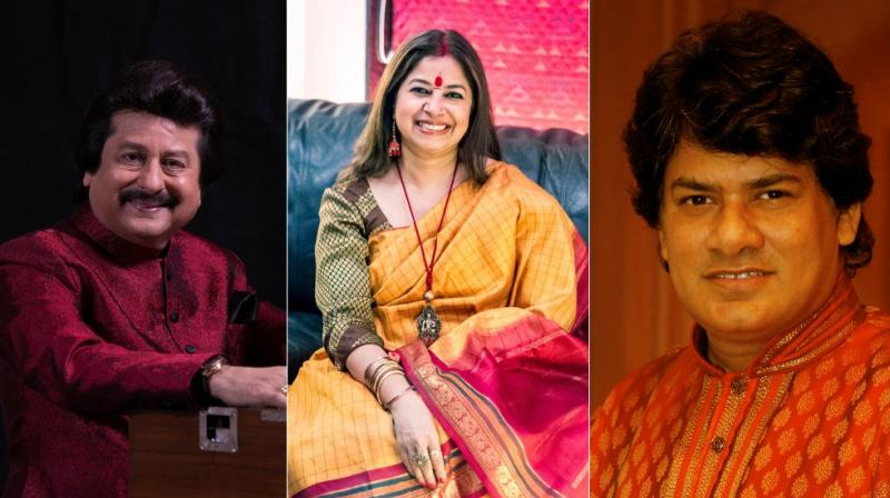 Winners to share the stage with Ghazal maestros Pankaj Udhas, AnupJalota, Talat Aziz, Bhupinder Singh, Mitali Singh and others at 'Khazana – A Festival of Ghazals'