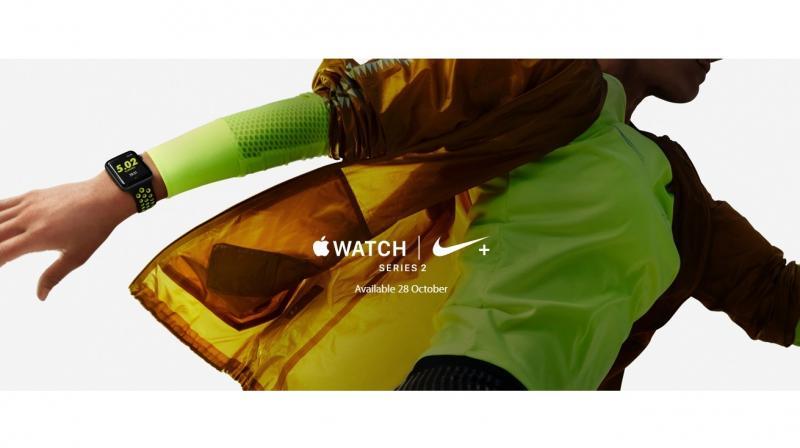 """Képtalálat a következőre: """"Apple Watch S3 Nike+"""""""