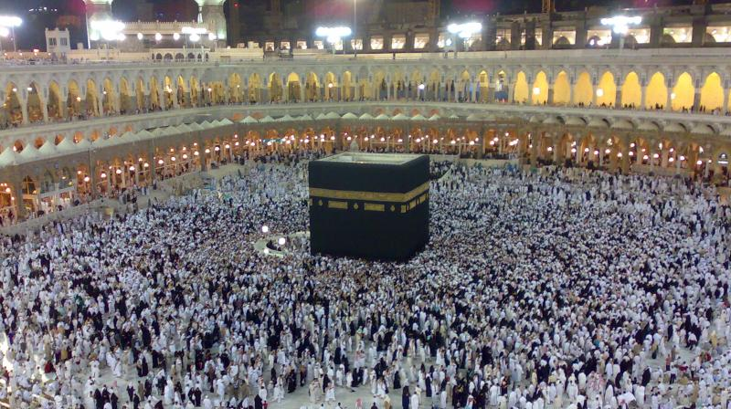 The ministry had formed the panel to suggest framework for the new Haj policy (2018-22) in February 2017 under the convenorship of former Consulate General of India (CGI), Jeddah Afzal Amanullah. (Photo: PTI/Representational)