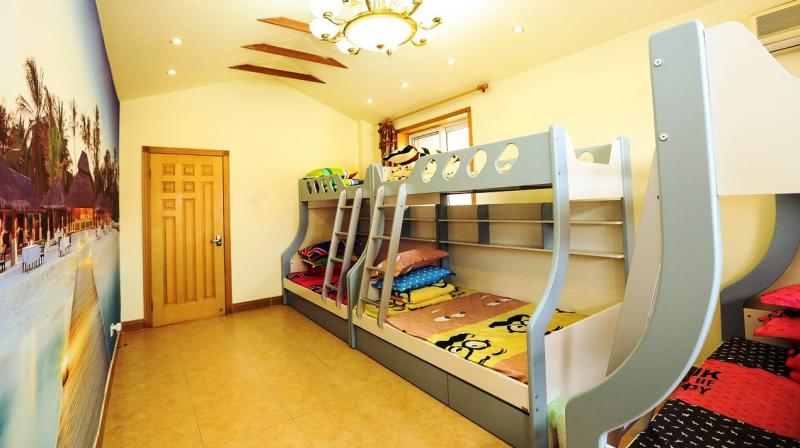 High-end, luxe rooms with bunk beds, which are ideal for people travelling in a group. (Photo: Representational/Pixabay)