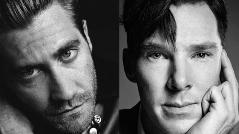 Jake Gyllenhaal and Benedict Cumberbatch.