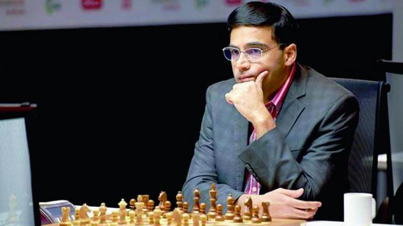 Vishwanathan Anand Chess Master: First rapid world title since 2003