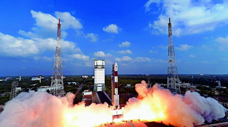 PSLV-C37 is the heaviest version  of the reliable rocket