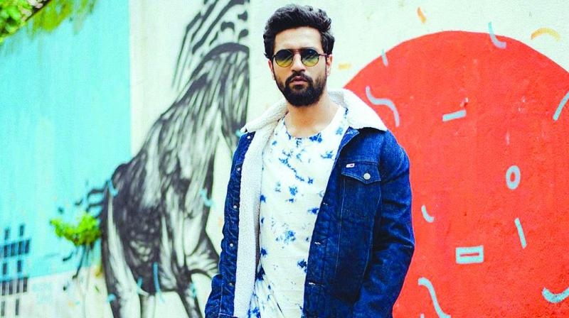 Vicky Kaushal to prep for Takht