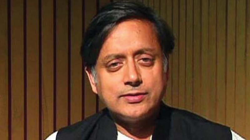 Congress MP Shashi Tharoor