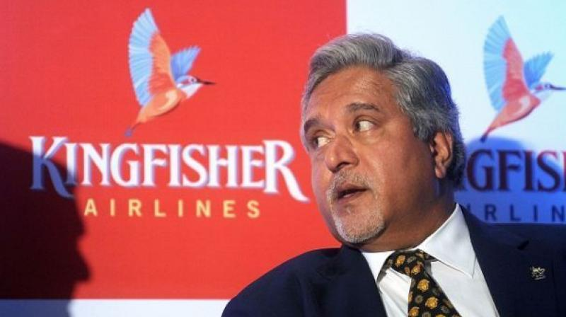 Vijay Mallya is living in Britain since March last year.
